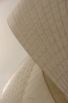 Architecture | Building Form | Sydney Opera House, New South Wales, Australia, architect Jørn Utzon.