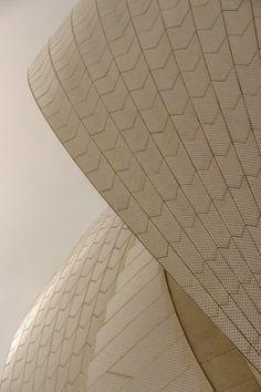 Sydney Opera House, New South Wales, Australia, architect Jørn Utzon.