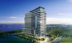 8 Toronto Condos Developments We're Looking Forward to This Year Toronto Condo, Burj Khalifa, Condos, Condominium, Tour, Marina Bay Sands, Portal, Real Estate, Building