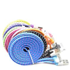 1M/2M/3M Braid USB Sync Charger Cable Cord For iPhone 4 4S for iPad 2 3 for ipad touch -  http://mixre.com/1m2m3m-braid-usb-sync-charger-cable-cord-for-iphone-4-4s-for-ipad-2-3-for-ipad-touch/  #MobilePhoneCables