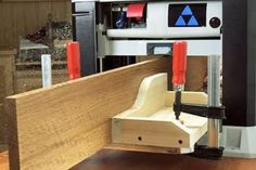 Planer Jigs Supports