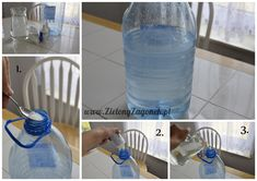 Laundry In Bathroom, Diy And Crafts, Water Bottle, Sweet Home, Good Things, Cleaning, Zero Waste, Homemade, Tips