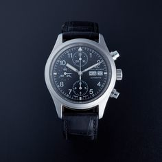 IWC Der Flieger Chronograph Automatic // IW3706-13 // 109272 // Pre-Owned
