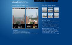 Realnzamiento de IQ-Air en Los Angeles, 2008, http://iqair.com, Implementacion de applicacion basado en Google Maps y base de datos
