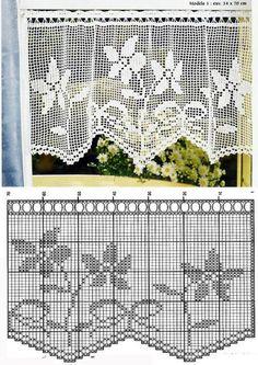 Decoración de hogar: Cortinas de crochet Cuando pensamos en la decoración de una casa, las cortinas de la cocina quedan en un segundo plano. En esos casos, siempre las cortinas del salón y los dormitorios predominan sobre aquéllas y se … Ler mais... →