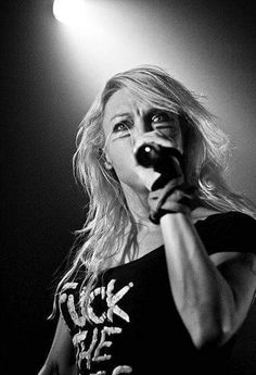 Ladies Of Metal, Metal Girl, Angela Gossow, Alissa White, Women Of Rock, Arch Enemy, Thrash Metal, Metalhead, Death Metal