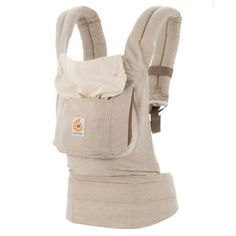 Ergo Baby Carriers allow you to carry your baby safley with comfort for both you and baby.
