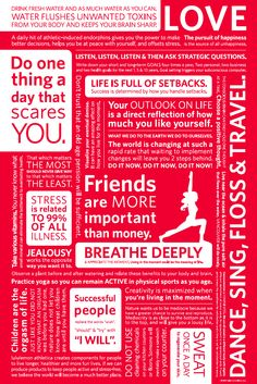 the Lululemon Manifesto is a little different from the Holstee Manifesto, but there's nothing wrong with being more specific.