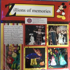 Z is for Zillions of Memories
