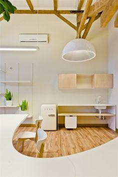 Ideas for Beautiful Interior Design: Office - Riga, Latvia - 2012 - Zane Tetere Beautiful Interior Design, Office Interior Design, Office Interiors, Beautiful Interiors, Luxury Interior, Interior Architecture, Interior And Exterior, Interior Decorating, Office Designs
