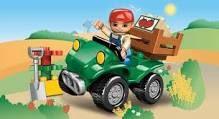 Lego duplo boer