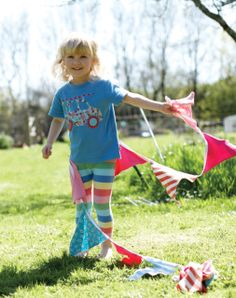 Our classic super soft and machine washable organic cotton t-shirt adorned with a colourful surf trip inspired floral print. Featuring a stretchy rib neck for easy on-and-off-ness.  Made by Frugi.  $2.50 from this item will be donated to Familia Moja Children's Home in Kenya.     $25.50  #frugi #ethicalliving #fairtrade #organic #kids #clothes