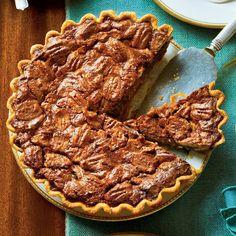 Dazzling Thanksgiving Pies: Chocolate-Caramel Pecan Pie