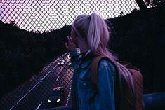 Imagem de girl, grunge, and hair