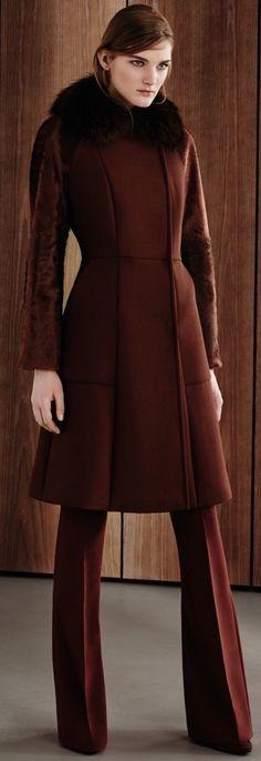 Max Mara Atelier, resort 2016  women fashion outfit clothing stylish apparel @roressclothes closet ideas