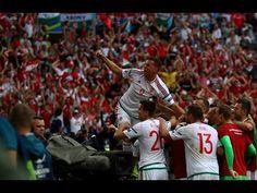 A Magyar válogatott összes gólja az Európa bajnokságon 2016