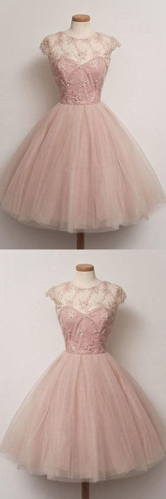 Cute Prom Dresses, Homecoming Dress Short, Prom Dresses Pink, Prom Dresses 2019, Prom Dresses Cheap #CutePromDresses #HomecomingDressShort #PromDressesPink #PromDresses2019 #PromDressesCheap