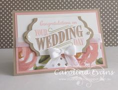 Crazy Crafters August Blog Hop - Stamp a Stack Bundle with Happy Notes & Lots of Labels Framelits. Learn some colouring techniques and see how all the beautiful coordinating products I used to stamp my stack of cards. Carolina Evans 2015 Stampin' Up! #stampinup #happynotes