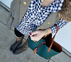 Layered up and lots of places to go!    photo cred: @eclectic_kristen