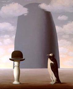 L'Exposition de Peinture, Rene Magritte, 1965 http://www.artnet.com/Magazine/reviews/mason/mason10-24-11.asp