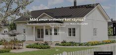 Tutustu Designtalon talomalleihin Outdoor Decor, Home Decor, Decoration Home, Room Decor, Home Interior Design, Home Decoration, Interior Design
