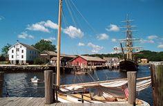 Google Image Result for  Mystic Seaport