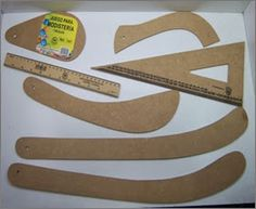 Best 12 Patrones y Costura: french-curve-ruler-designer-s-vary-form-curve-for-… – SkillOfKing. Sewing Basics, Sewing Hacks, Sewing Tutorials, Sewing Crafts, Techniques Couture, Sewing Techniques, Clothing Patterns, Sewing Patterns, Sewing Lessons