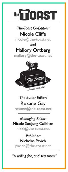 My 2014 Reading List, Categorized - The Toast - Roxane Gay