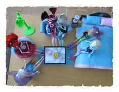 Monster High nábytek