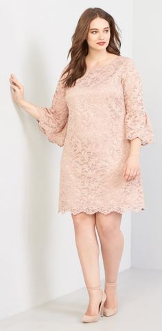 Cool Cocktail Dresses 36 Plus Size Wedding Guest Dresses {with Sleeves} - Plus Size Cocktail Dresses -. Plus Size Lace Dress, Plus Size Wedding Guest Dresses, Wedding Guest Style, Plus Size Cocktail Dresses, Lace Dress With Sleeves, Plus Size Maxi Dresses, Plus Size Outfits, Cute Dresses, Wrap Dresses