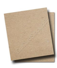 """BROWN BAG PAPER Kraft  12x12""""  65 lb cardstock - 25 pk - 12 x 12 Cardstock  could get 3 #10 invites out of this"""