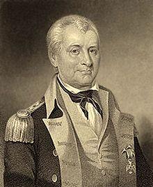 Gen. Lachlan McIntosh..  Gen Am. Rev.Bro of Col. William McIntosh.Cousin of Chief William McIntosh of the Lower Creek Nation.Fought duel with Button Gwinnett killing Mr. G....kin