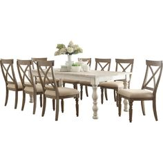 Found it at Wayfair - Quevillon Dining Table