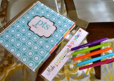 Life as a California Wife: Erin Condren Life Planner Link Up!