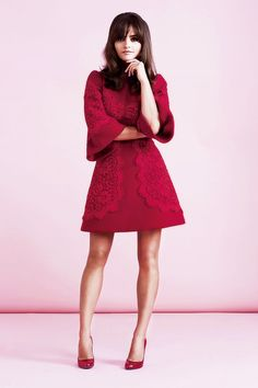 Jenna Coleman for Glamour UK (November 2013)