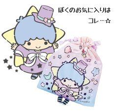 【2014.10】【Kiki&LalaShop in Odakyu Shinjuku】★Little Twin Stars★
