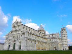 Pisa, Italia.