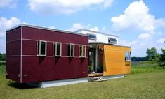 Multipod Studio's Affordable Pop-Up House Snaps Together Like LEGO Bricks   Inhabitat - Sustainable Design Innovation, Eco Architecture, Gre...