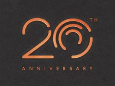 Anniversary Mark designed by Jared Laham for Imarc. Company Anniversary, 25 Year Anniversary, Anniversary Logo, Typography Logo, Logos, Logo Branding, Lettering, Research Logo, Copy Ads
