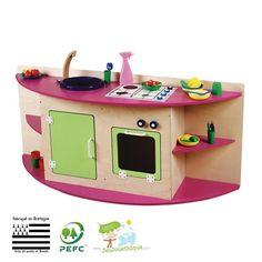 cuisine enfant bois: 50 idées pour surprendre votre petite