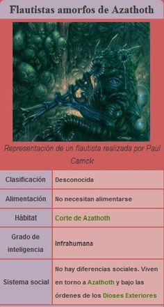 las criaturas de lovecraft