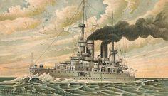 MaritimeQuest - SMS Kaiser Barbarossa