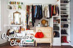 closet criativo barato - Pesquisa Google