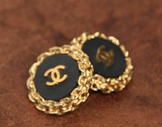 CHANEL EARRINGS @SHOP-HERS