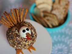 Big Turkey Cheese Ball. | 23 Most Glorious Balls Of Cheese You've Ever Seen