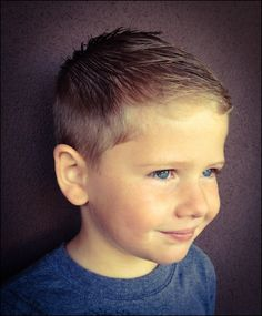 Haircuts for toddlers Boys