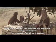 Mensagens em vídeo: Jesus conversa com a mulher Samaritana