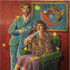 Columbian artist Federico Uribe