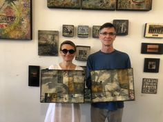 """Happy new owners of """"Fragments"""" ready for their new home in Kraków! Krakow, New Homes, Photo Wall, Gallery Wall, My Arts, Happy, Home Decor, Homemade Home Decor, Fotografie"""