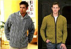 Мужской свитер крупной вязки: рекомендации по выбору и составлению образа
